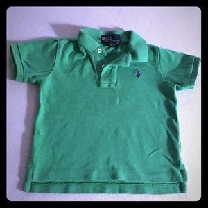 Ralph Lauren 18 Month polos shirt